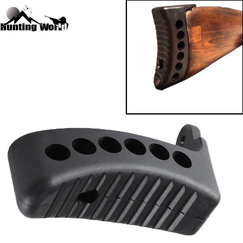 """Tactique 1 """"caoutchouc recul Buttpad fusil Stock Pad pour la chasse Airsoft Mosin Nagant M44 M38 91/30 Type 53 accessoires de pistolet"""