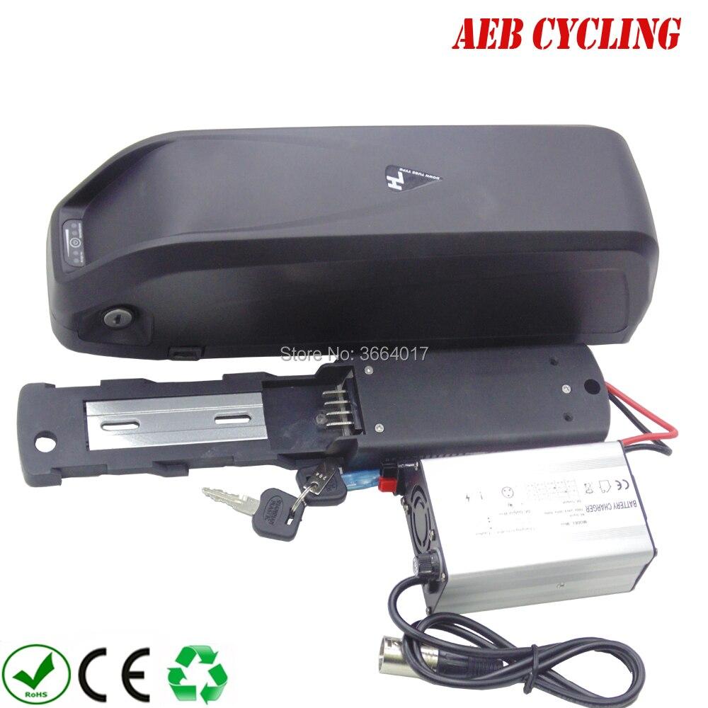 Free Shipping 60v 10ah/11.6ah/12.8ah/13.2ah/14ah Usb Hailong Battery Pack 500w 750w 1000w 1200w Ebike Battery For Ancheer Bike Carefully Selected Materials