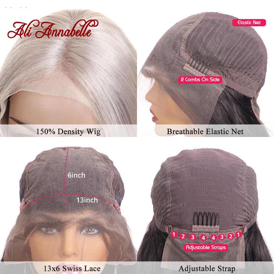 Парики из натуральных волос на коротком кружевном фронте, бразильские прямые парики из Боба, предварительно выщипанные волосы с детскими волосами 99j, цветной парик из человеческих волос