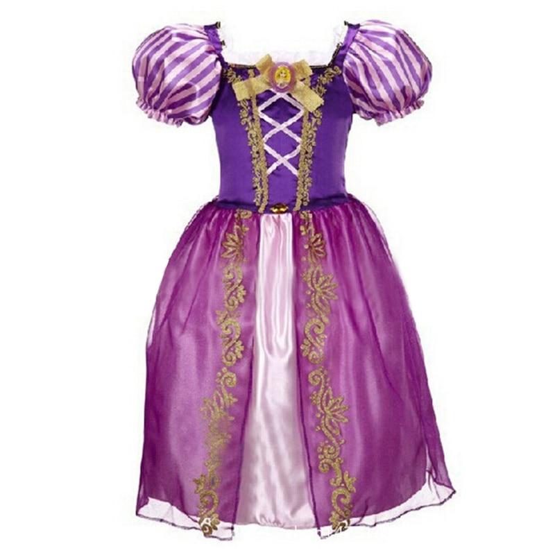 Aliexpress.com: Comprar Belle princesa y niñas bebé vestido de ...