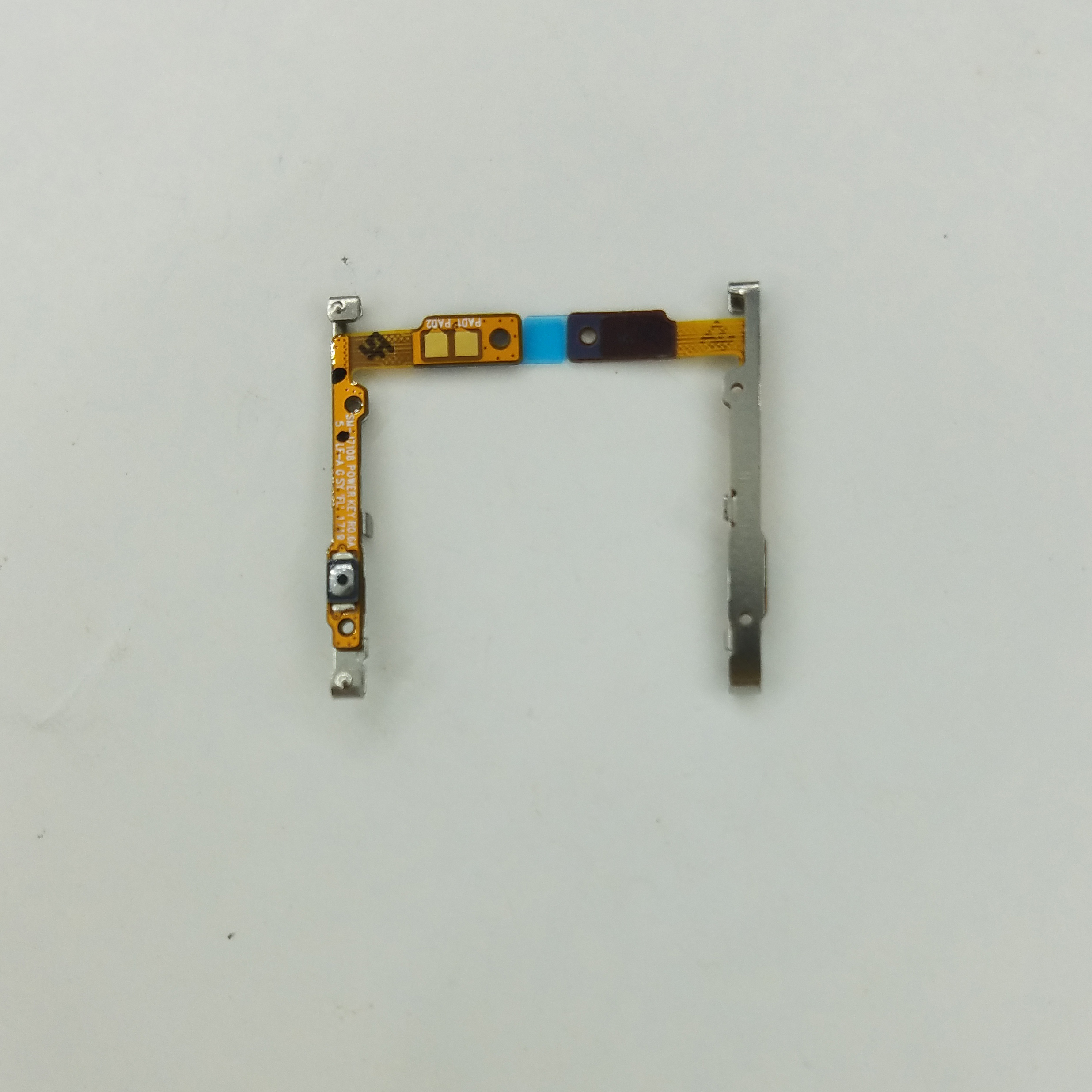 For Samsung Galaxy J7 2016 J710 J710F J710FN J710H J710M J710G Original Phone Housing New Power Button On Off Key Flex Cable