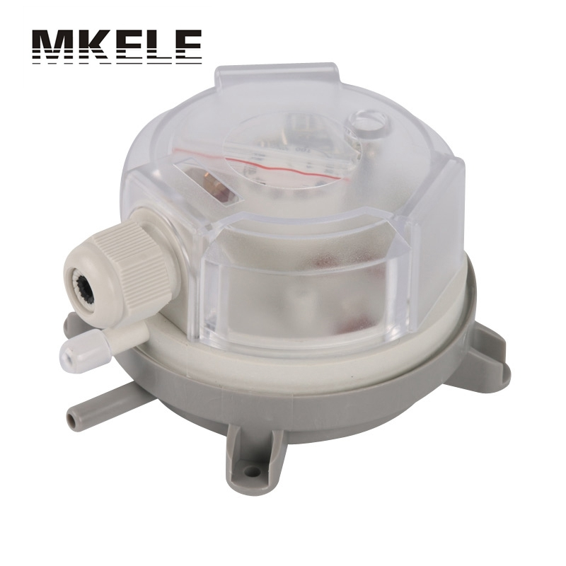 High Quality Air Differential Pressure Switch Adjustable Micro Optional Range 20 - 5000 Pa 500 to 500pa micro differential pressure gauge high te2000