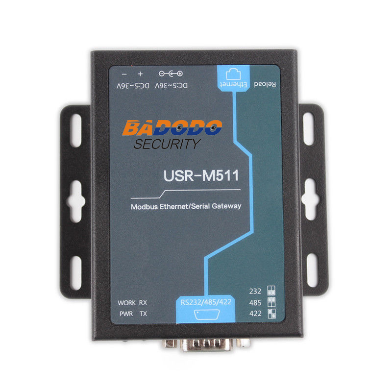 USR-M511 Industrial Modbus Gateway, Auto Query Modbus RTU/ASCII Slave Device