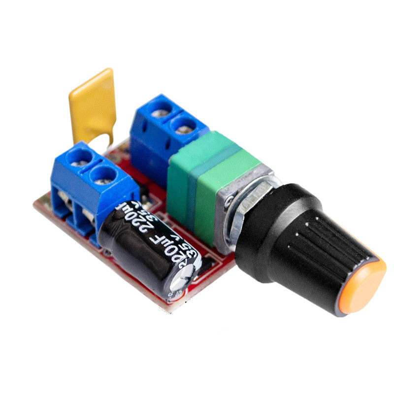 5A 3- 35V mini DC motor, PWM governor, 3V 6V 12V 24V 35V speed control switch, ultra-small LED dimmers