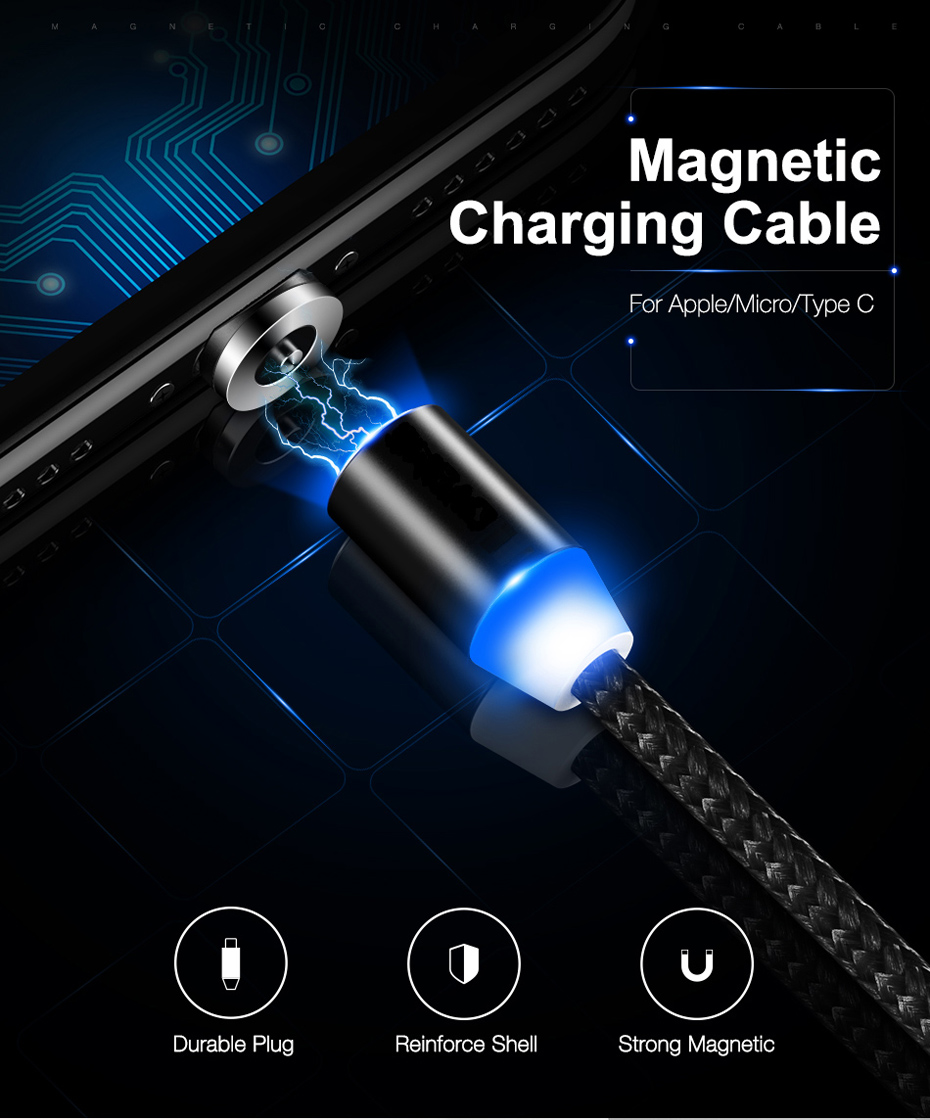 Magnetic USB Cable (1)
