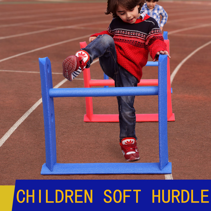 Toys For Trainers : Children eva soft hurdle sensory integration training toys
