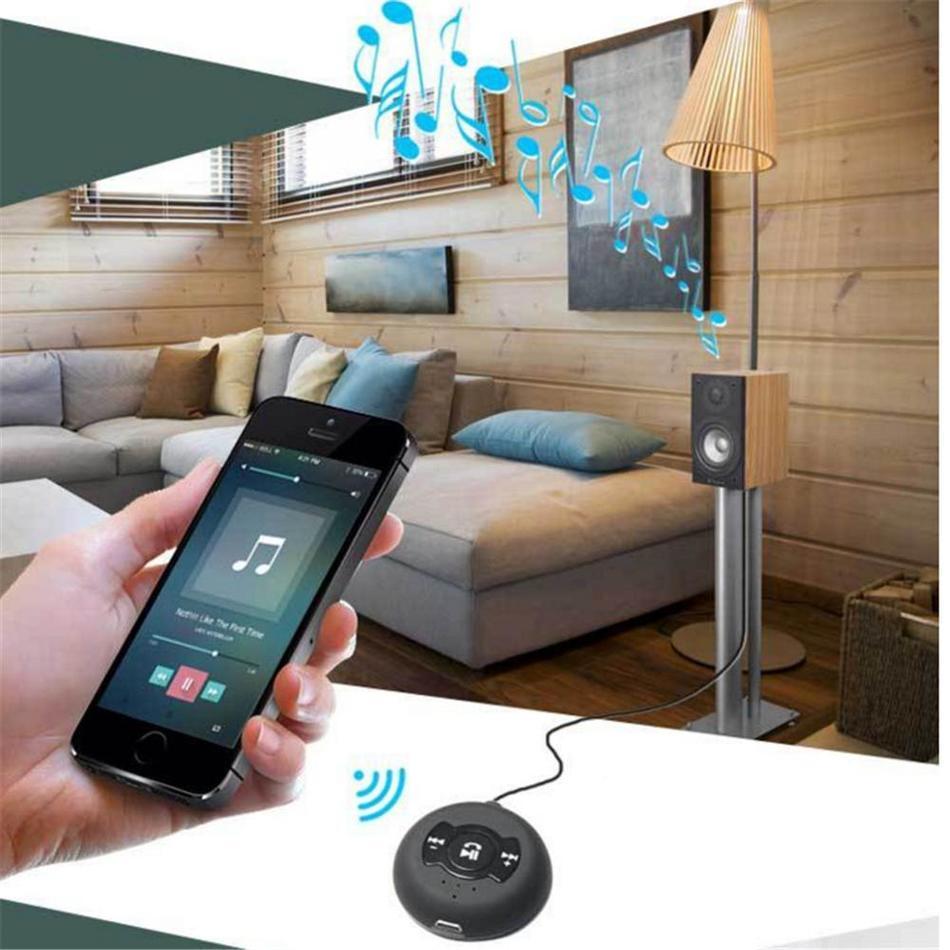 ộ_ộ ༽Wireless Bluetooth Receiver V4.0 Adapter Transmitter Transmitter Audio Music 【ᗑ】 Receiver