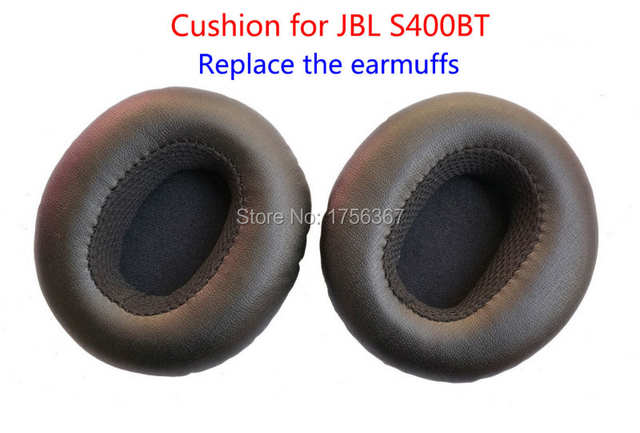 f82a50cccf1 placeholder Original ear pads Cushion for JBL Synchros S400BT Bluetooth  Wireless and S300i headphones ( earmuffes/