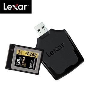 Image 4 - Lexar Professional XQD 2.0 USB 3.0 lecteur de carte XQD lecteur de carte haute vitesse dédié pour les images brutes et le transfert de fichiers vidéo 4K