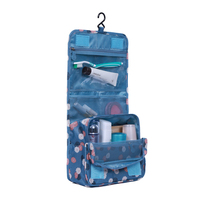 2017 New Product 1pcs Hanging Wall Portable Travel Organizer Bags Waterproof Bathroom Storage Bags High Quality