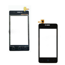 4.5″ High Quality Touch Panel Touchscreen For ZTE Blade AF5 Touch Screen Digitizer Sensor Panel Front Glass +3M sticker