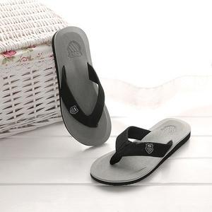 KESMALL جديد وصول الصيف الرجال الوجه يتخبط جودة عالية صنادل شاطئ مكافحة الانزلاق Zapatos هومبر حذاء كاجوال انخفاض الشحن A10