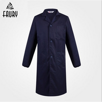 Long sleeve coveralls Unisex Work Wear overalls Dustproof Worker Uniform Engineering Service Workshop Welding Protective Clothes