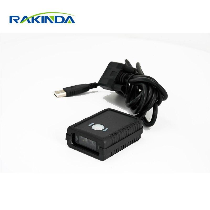 LV3296R NOUVELLE Arrivée Rentable Fixe Montage 2D Barcode Scanner RS232/USB pour Kiosque et Distributeur Automatique