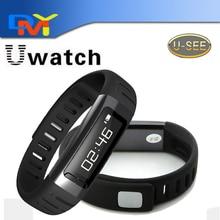 2015 neue Mode U Beobachten U9 Smart Bluetooth Uhr SmartWatch Handgelenk Schrittzähler Für Samsung für HTC für XIAOMI Android Telefon