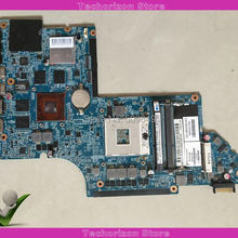 For HP laptop mainboard 641488-001 fit for 665342-001 DV6-60