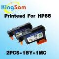 88 da cabeça de impressão para hp88 c9381a c9382a compatível para impressora hp officejet pro k8600 8600