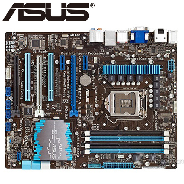ASUS P8Z77-V LE PLUS WINDOWS DRIVER