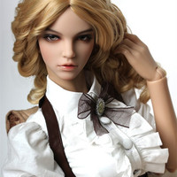 2019 New shelves Advanced resin Bibiane bjd / sd doll eid doll (Free Eyes,, Christmas Gifts
