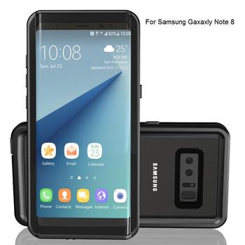 Snow Proof Galaxy Note 8 Case