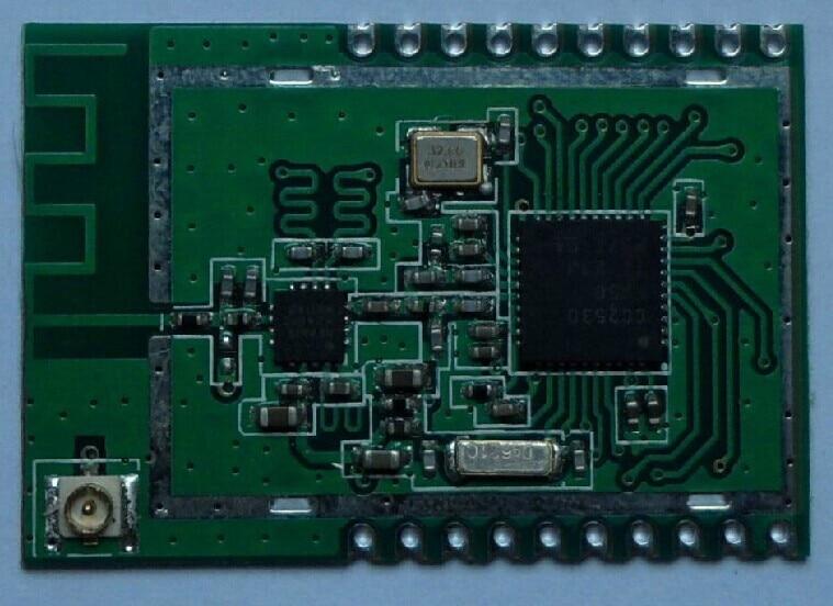Freeshipping 5pcs/lot CC2530 PA/LNA long-distance wireless module freeshipping nrf24l01p pa lna low power wireless module 100mw 900m