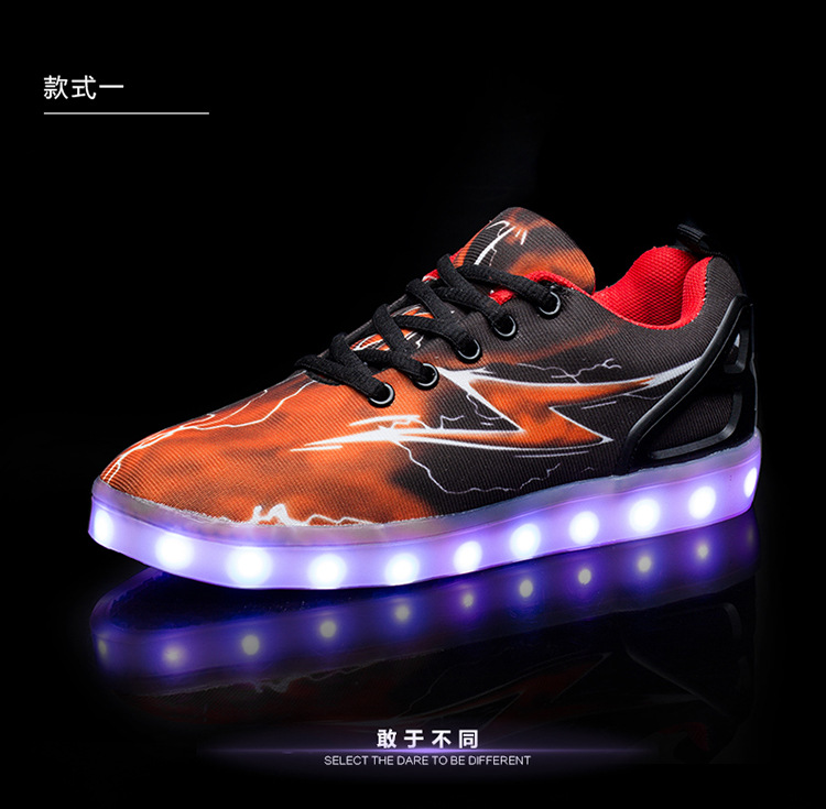 Led Sneakers Lightning 1