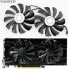 2 יח\סט P106 GTX 1060 GPU VGA cooler עבור MSI GeForce GTX1060 GTX 1060 6GT OC INNO3D GTX 1060 6 gb וידאו גרפיקה כרטיס קירור