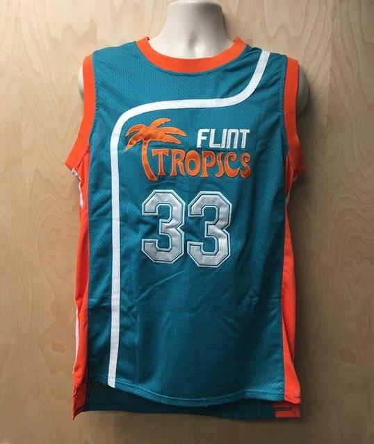 ... basketball jersey s xl green · flint tropics 33 jackie moon 7 coffee  black 11 ed monix 69 vture downtown semi ... 1786ea45a