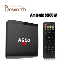 RK3229 A95X R1 TV Box I8 Backlight Keyboard Rockchip Quad Core Android 6 0 1GB 8GB