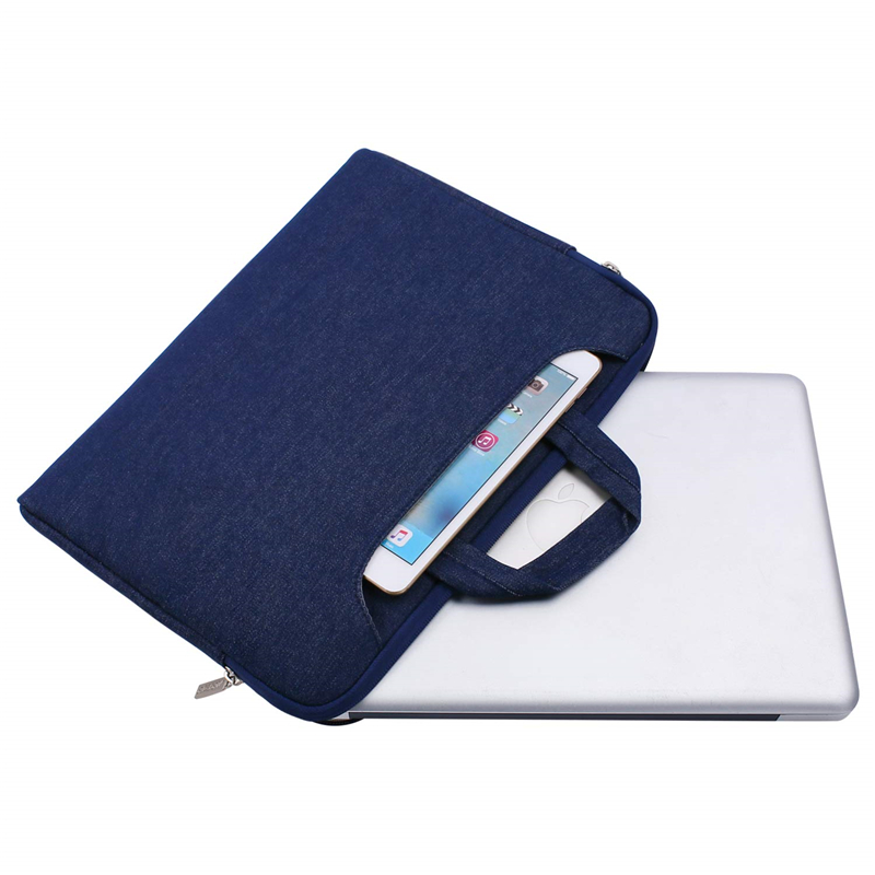 Image 3 - MOSISO Laptop Bag Case 15.6 15.4 13.3 Waterproof Notebook Shoulder Bags Women Men for MacBook Air Pro 13 15 inch  Computer Bag-in Laptop Bags & Cases from Computer & Office