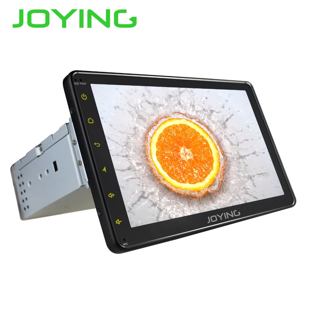 joying 1 din 8 hd touch screen android 6 0 car radio. Black Bedroom Furniture Sets. Home Design Ideas