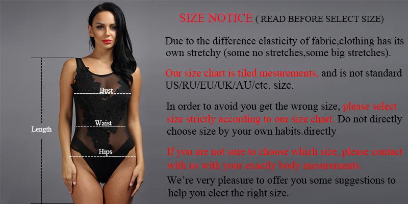 Kostlich size notice