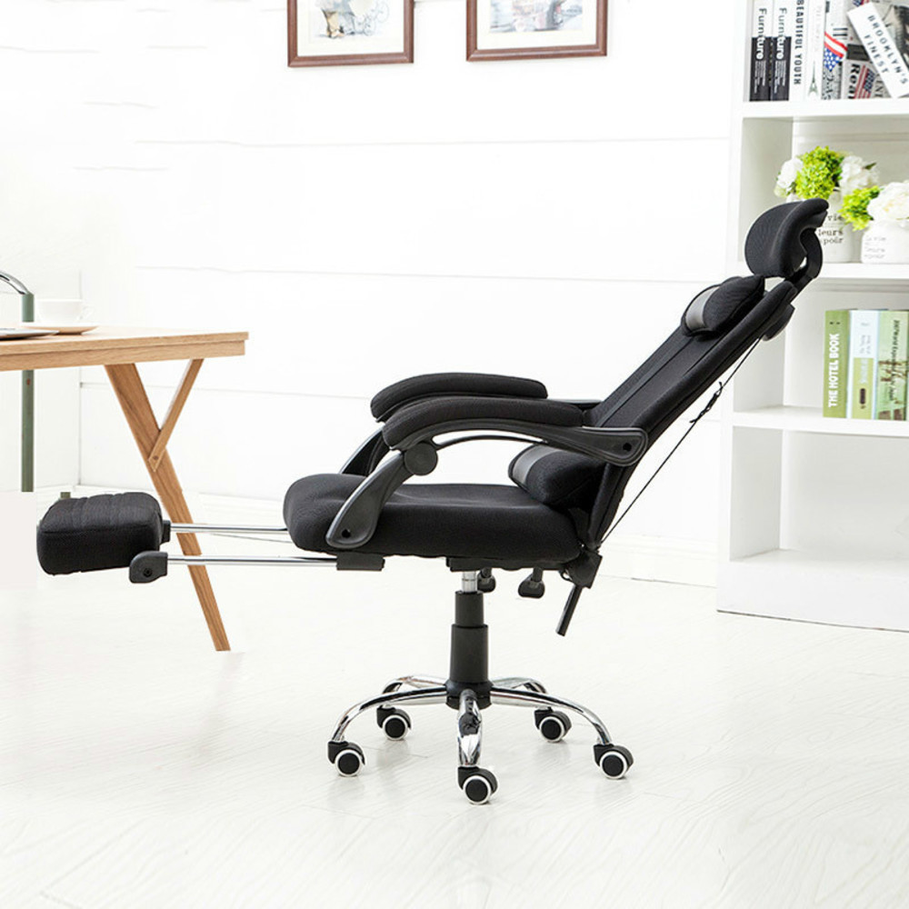 Steel Chair Gaming Chair Executive Chair Gaming Office Desk Chair