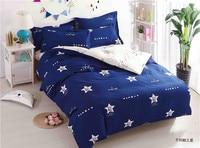 Fashion Print Skin Breathable Bedding Sheet Bedding Sets