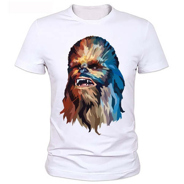 Star Wars Men T-Shirt – Evolution