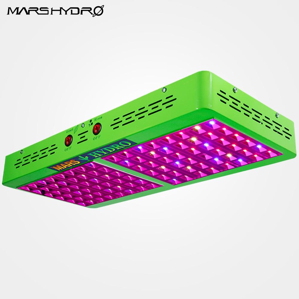 MarsHydro отражатель 480 Вт led завода светать полный спектр Панель ИК синий красный, белый