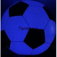 advertising inflatable led football soccer sport beach ball PVC Cheap Price Event Display helium balloon large sky balloons