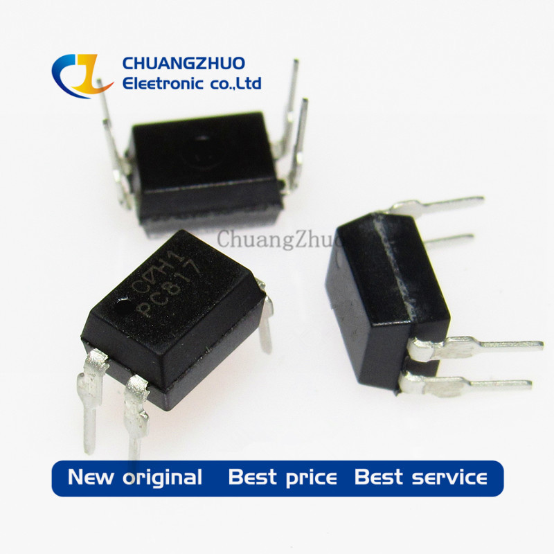 20pcs/lot Free Shippin 817C Optical Coupling Optocoupler 817 DIP4 PC817 PC817C New Original