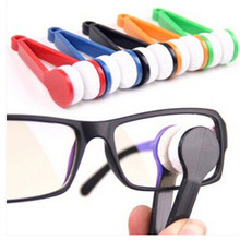 3 pcs Retail Portable Multifunctional Glasses/Sunglasses Cleaning Cloth Microfiber Wipe Eyeglass Cleaner