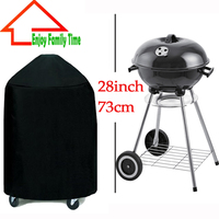 Protable Charcoal Barbecue Grill Garden Camping BBQ Charcoal Grill Picnic Easily Assembled and Cleaned BBQ Charcoal Grill