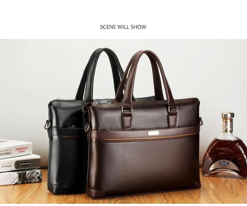 HTB1fwqrdouF3KVjSZK9q6zVtXXaH bolso hombre maleta lawyer sac luxe sacoche homme leather briefcase messenger lo mas vendido business office laptop bags for men