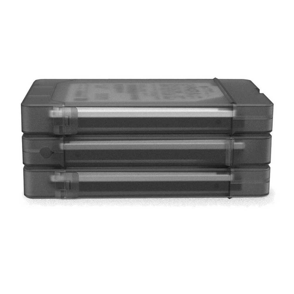 Los nuevos carcasas de disco duro USB 3,0 SATA III protegen la funda para HDD SSD de 2,5 pulgadas