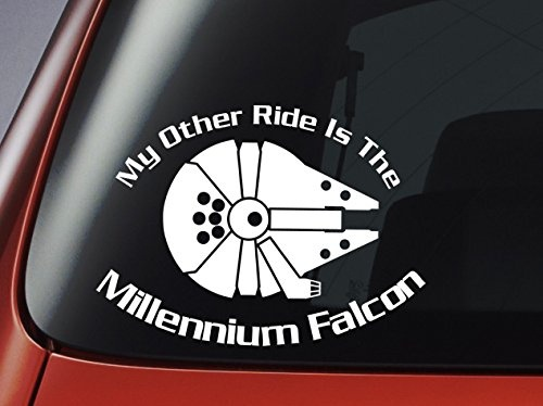 Falcon Logo Vinyl Car Window Laptop Decal Sticker