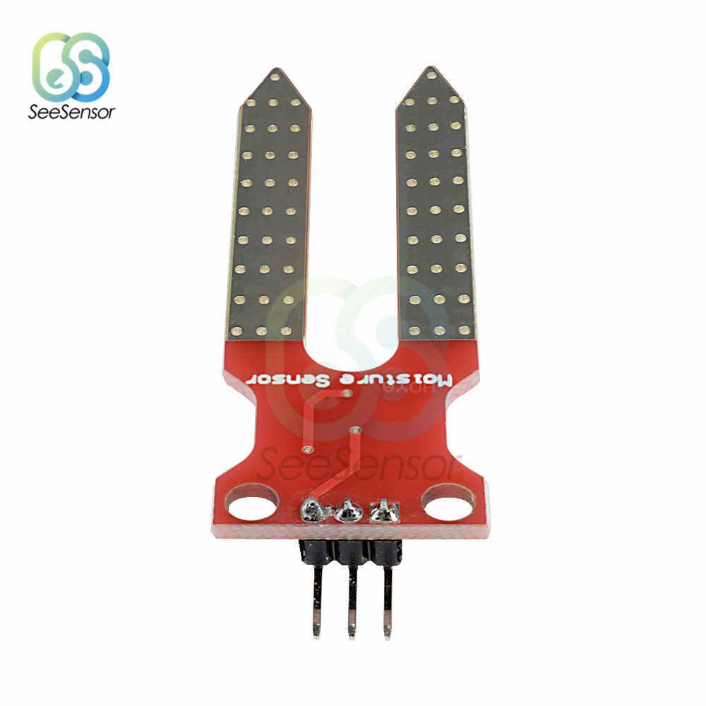 Wykrywania wilgotności higrometr czujnik wilgotności gleby moduł wykrywania wilgotności gleby moduł czujnika dla Arduino automatyczny System nawadniania