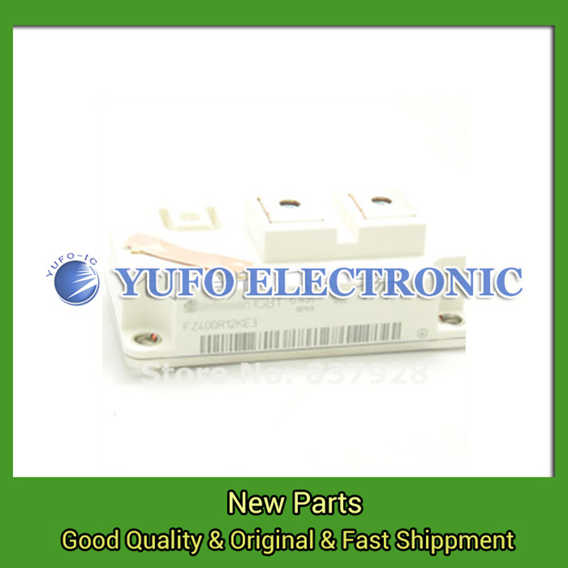 Free Shipping 1PCS  Ying Fei Lingou FZ400R12KE3 Parker power Module genuine original new can be directly captured YF0617 relay gt20j301 to 3p
