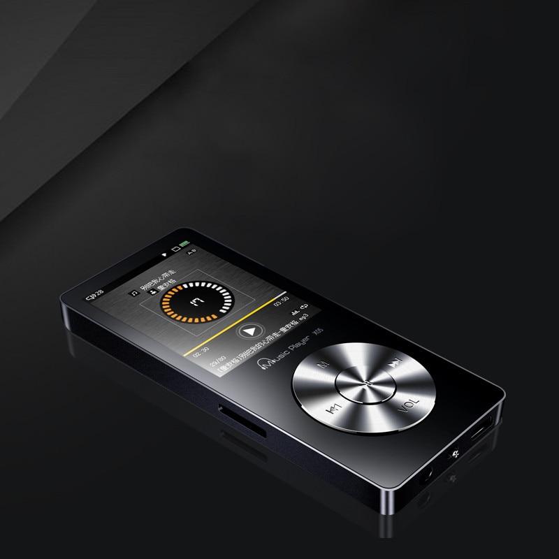 Mode Sport MP4 lecteur baladeur fonction d'enregistrement Super qualité sonore écoute de musique Radio FM stéréo personnelle E-book mini