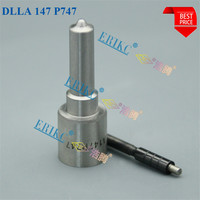 ERIKC Nozzle DLLA147P747 OEM 0934007470 Diesel Fuel injector Tip DLLA 147P747 Needle DLLA 147P 747 for 23670 27030, DCRI100570