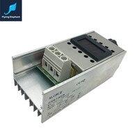 デジタル表示10000ワット電子電圧レギュレータハイパワーscr ac220v