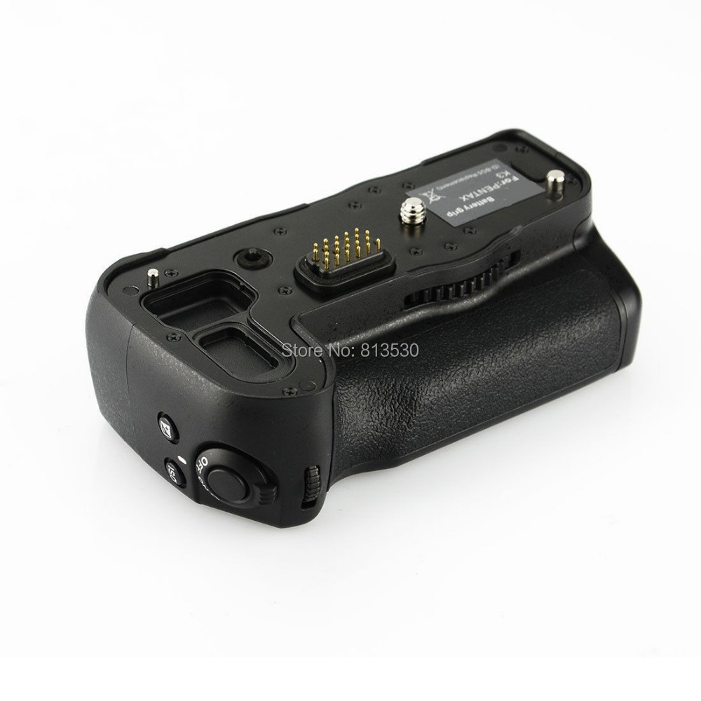 D BG5 Battery Grip for Pentax K3 K 3 K 3 II K3 II SLR Camera, D LI90 DLI90.-in Battery Grips from Consumer Electronics    2