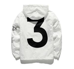 white men jacket windbreaker(China)